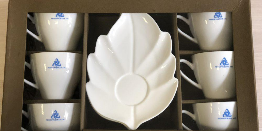 МарКо Сувенирная посуда на фарфоре