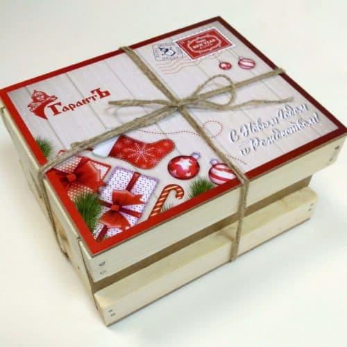 Дизайн подарков для garant