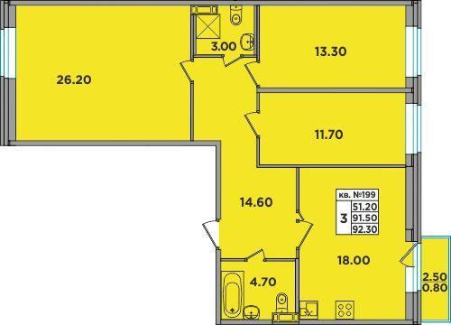 Подготовка плана квартиры